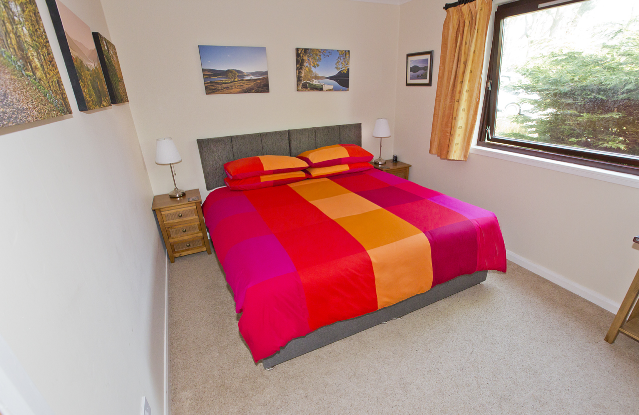 Leithen double room