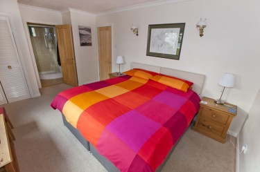 Woodknowe twin/double en-suite